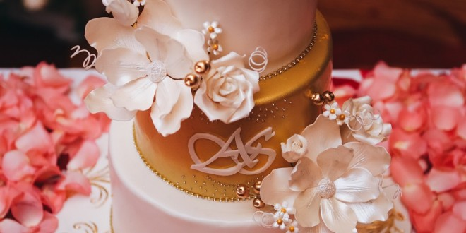 Wedding cakes by 180 degree celsius @ Bangalore