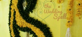 Yellow marigold wedding at Bangalore {Décor Styling by Reena Alex}