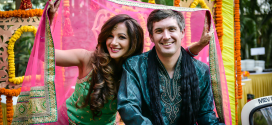 Adela's and Tomislav's Bangalore wedding